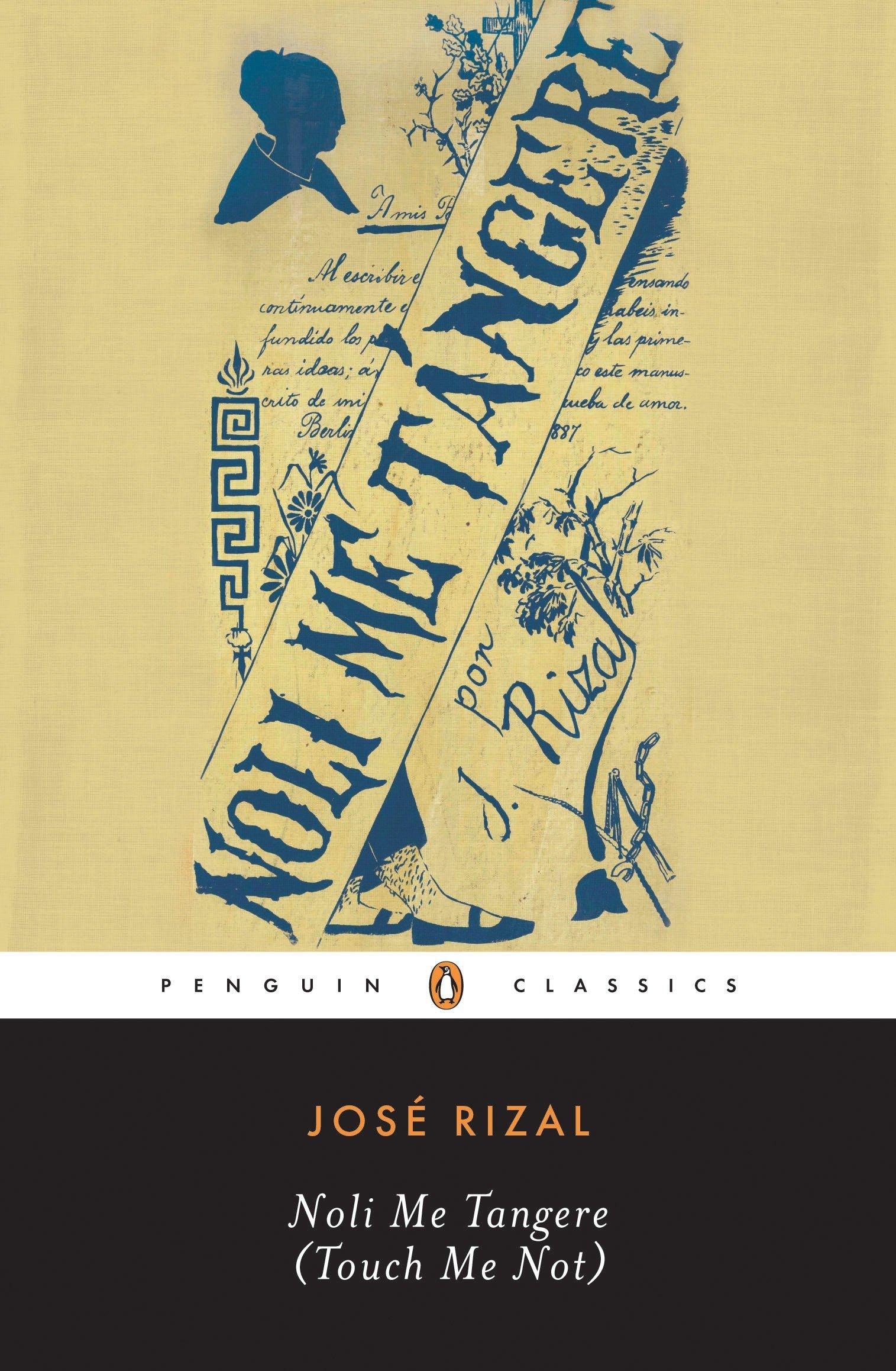 Noli Me Tangere Touch Me Not Penguin Classics Amazon.de ...