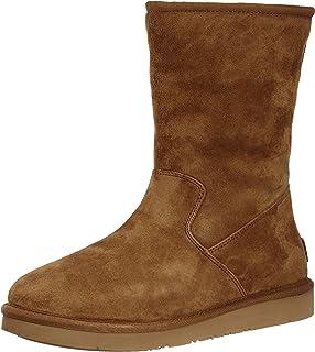 5a78ec0ba4e Amazon.com   UGG Women's Palisade Chestnut Suede Boot 5 B (M)   Mid-Calf