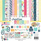 Echo Park Paper Company Creative Agenda Collection Scrapbooking Kit