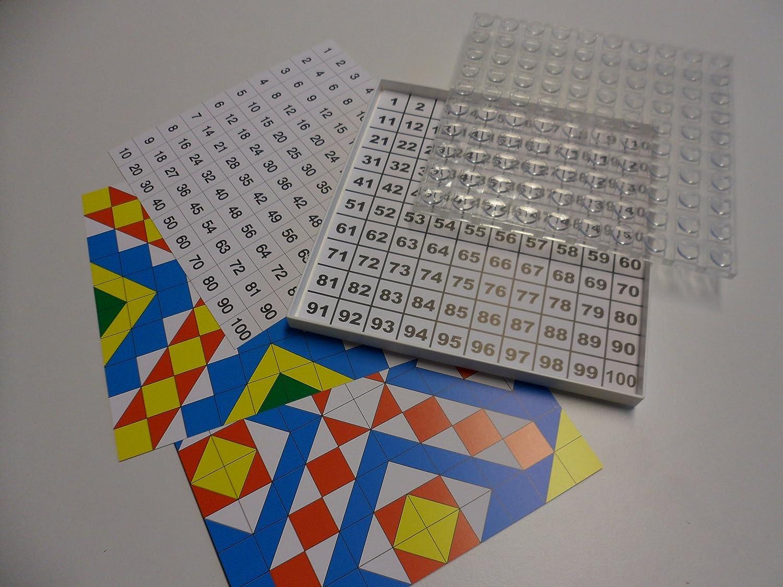 Dick-System Base pour cubes /à embo/îter de 1,7/cm