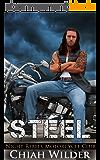 STEEL: Night Rebels Motorcycle Club (Night Rebels MC Romance Book 1) (English Edition)