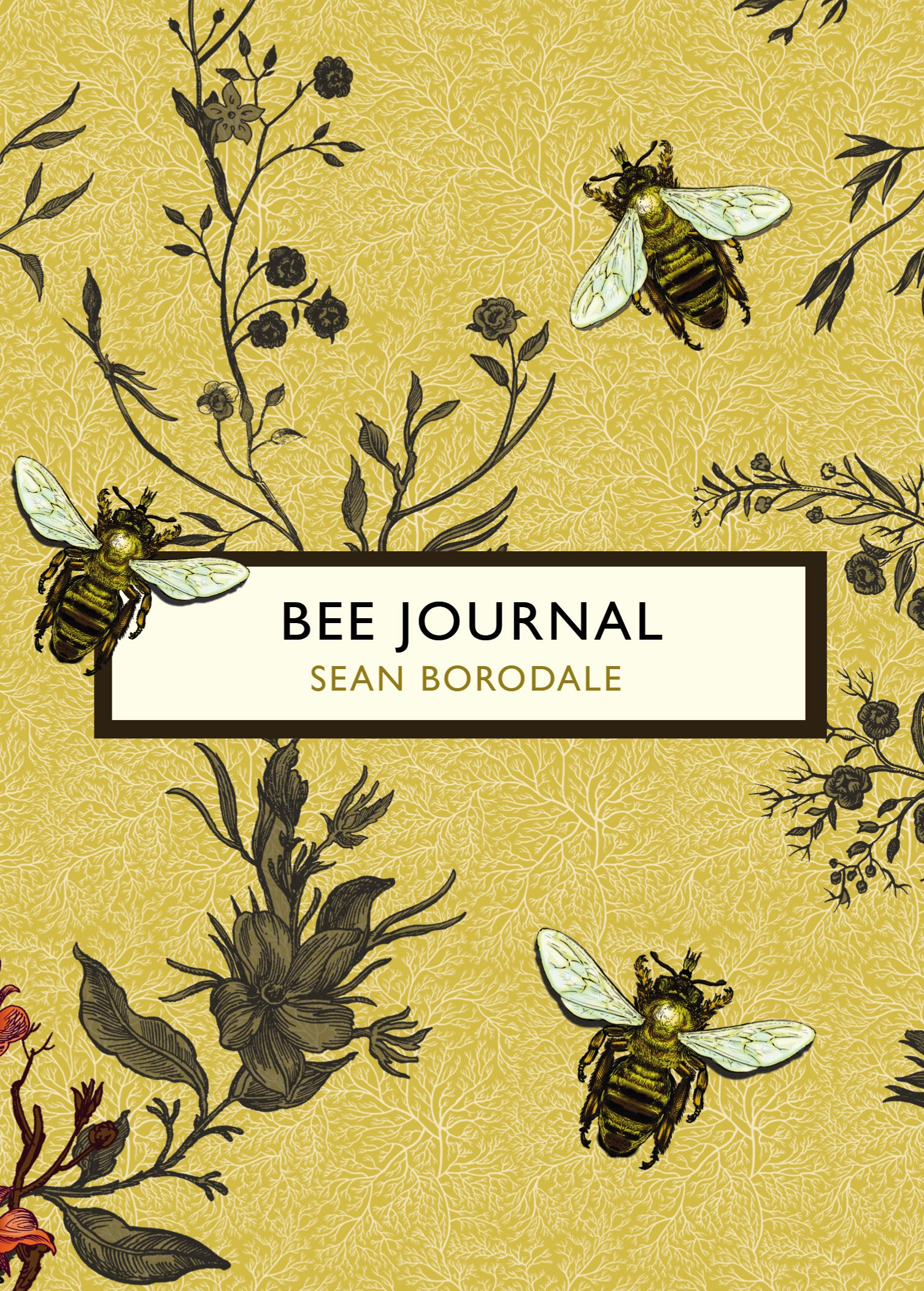 Bee Journal (Vintage Classic Birds and Bees Series)