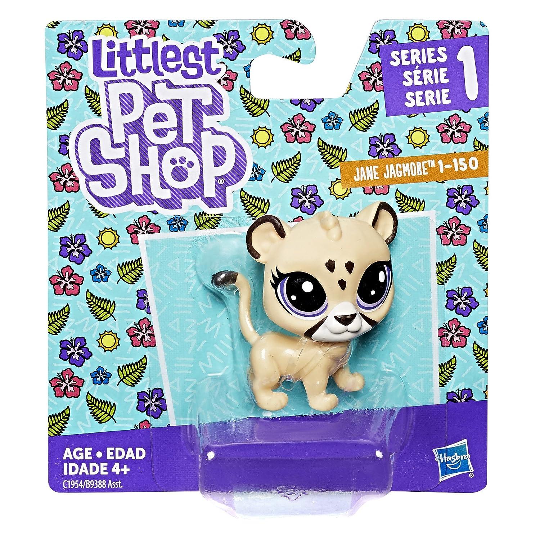 Jaguar Hasbro C1954 Littlest Pet Shop Single Pet