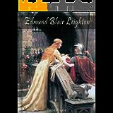 Edmund Blair Leighton: 90 Pre-Raphaelite Paintings