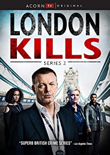 Book Cover: London Kills Series 2