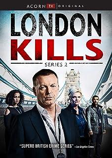 Book Cover: London Kills Series 2