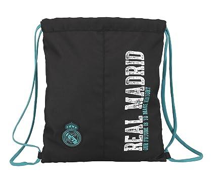 Real Madrid-611777196 Saco Mochila, 40 cm (611777196: Amazon.es: Ropa y accesorios