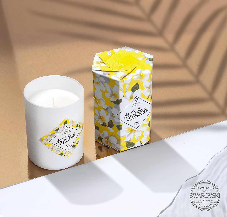 Idée cadeau pour maman : Bougie parfumée avec un cadeau surprise