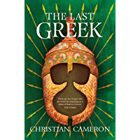 The Last Greek (Commander Book 2) (English Edition)
