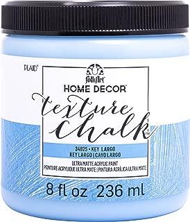 product image for FolkArt Texture Chalk Finish Paint, 8 oz, Key Largo