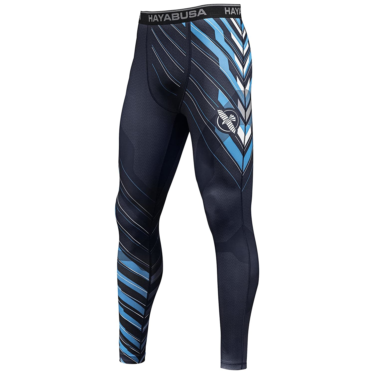 Hayabusa Special Edition Compression Pants, Blue