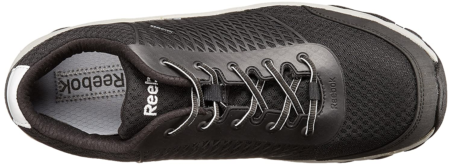 40bc98870f4 Amazon.com  Reebok Work Men s Heckler RB4625 ESD Athletic Safety Shoe  Shoes