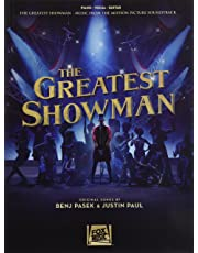 The Greatest Showman, Piano, Vocal, Guitar.