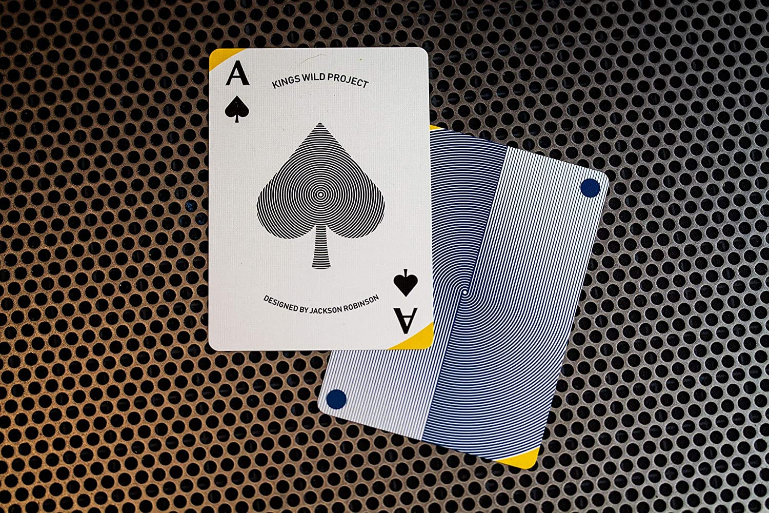 Kingswildproject Pi Playing Cards Standard Edition Luxury Card Deck