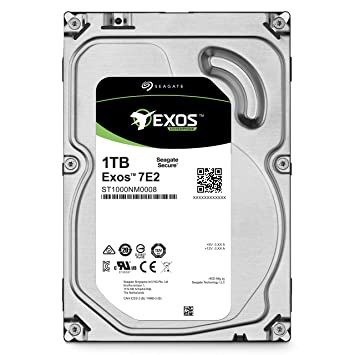 Seagate Exos x10 10TB SATA 6Gb/s 256MB Cache Enterprise Hard Drive 3 5