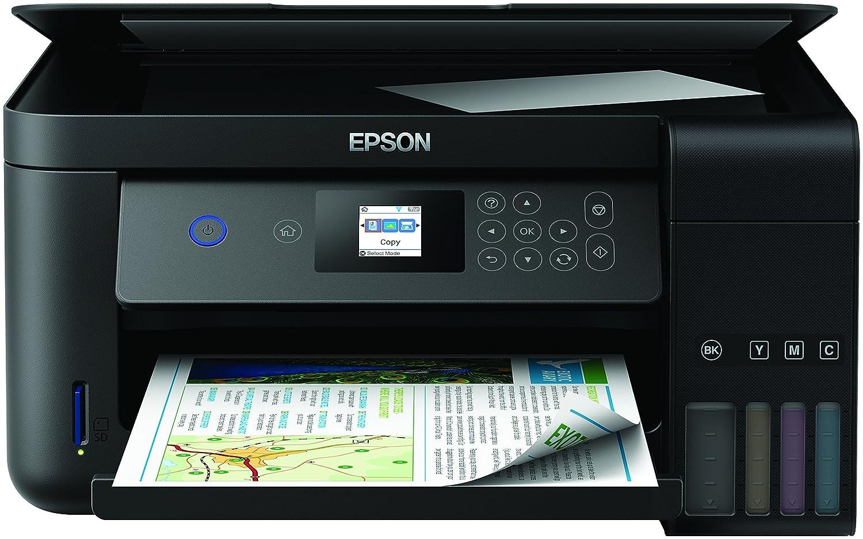 Epson EcoTank ET-16500 - Impresora, Color Negro C11CF49404
