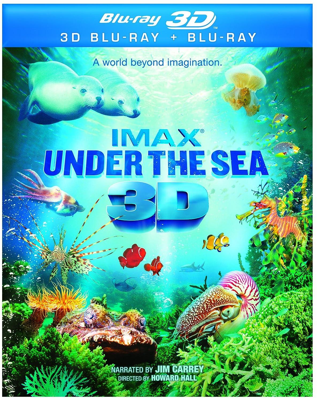 IMAX: Under the Sea 3D (Single-Disc Blu-ray 3D/Blu-ray Combo)