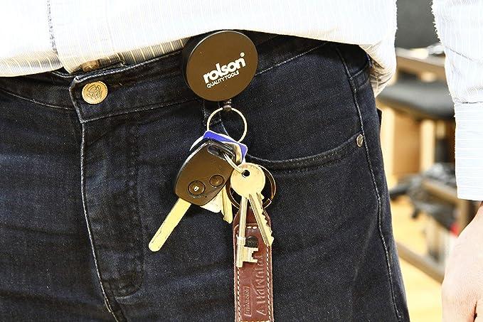 Rolson Schlüsselring Ausziehbar Baumarkt