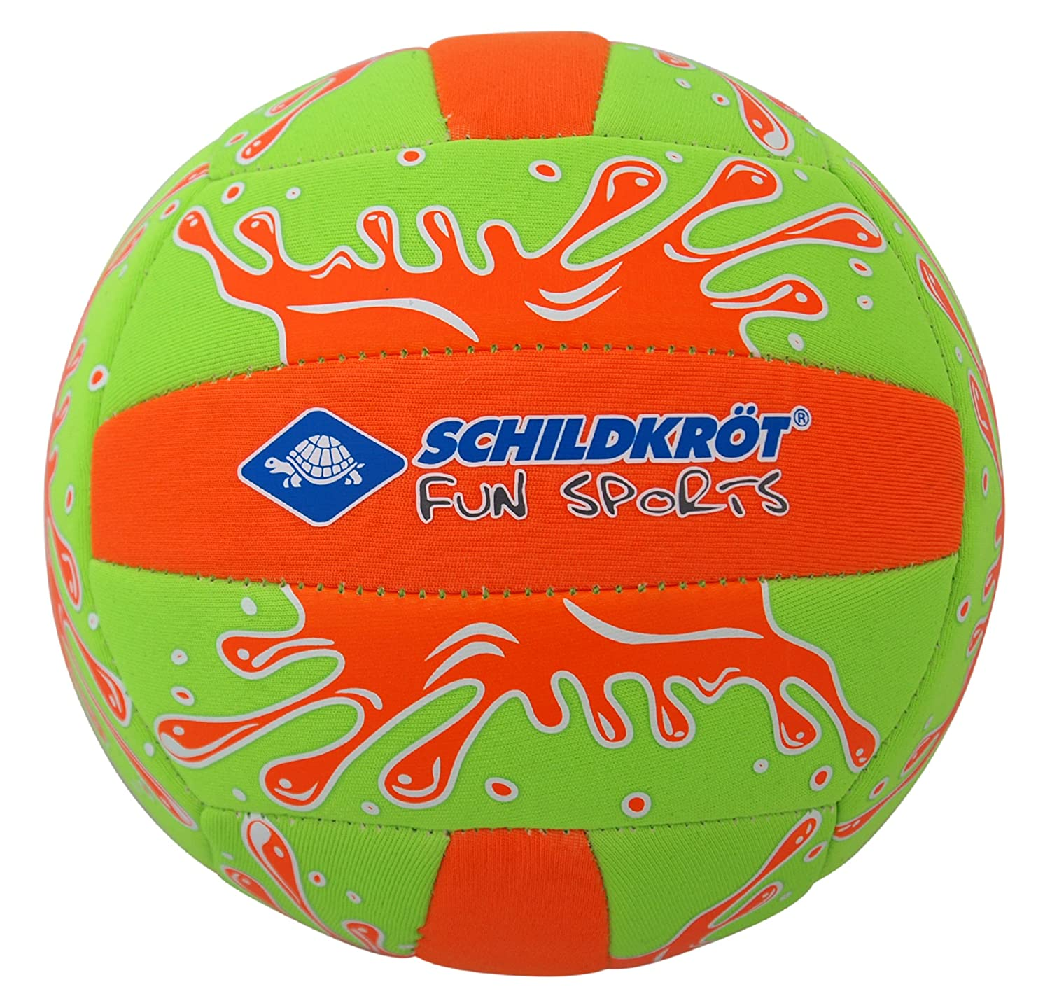 Schildkröt Fun Sports Mini Balle de volley de plage Taille 2 Multicolore 970174