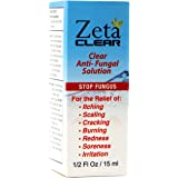 Zeta Clear, Fungal Treatment with New Improved FDA Approved and Clinically Proven Formula - 1 pack