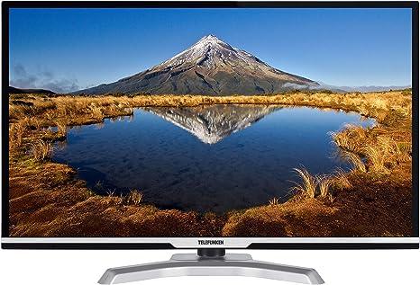 Televisor Telefunken D32H470B4CWII de 81 cm (32 Pulgadas) (HD Ready, sintonizador Triple, Smart TV, Prime Video): Amazon.es: Electrónica
