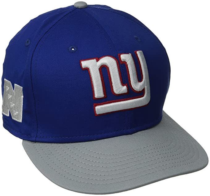 69397337e19 Amazon.com  NFL New York Giants Baycik 9Fifty Snapback Hat  Clothing