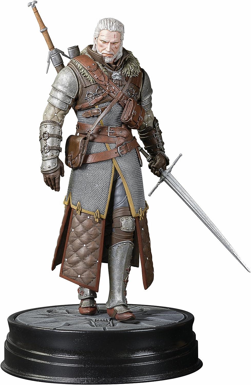 Dark Horse Comics Rivia The Witcher 3 Wild Hunt Estatua Geralt ...