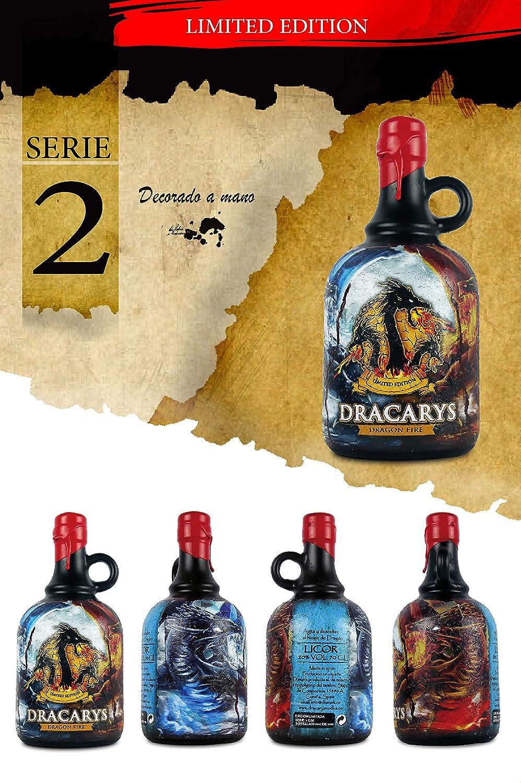 Dracarys Edición Limitada- Serie 2- Botellas Numeradas: Amazon.es ...