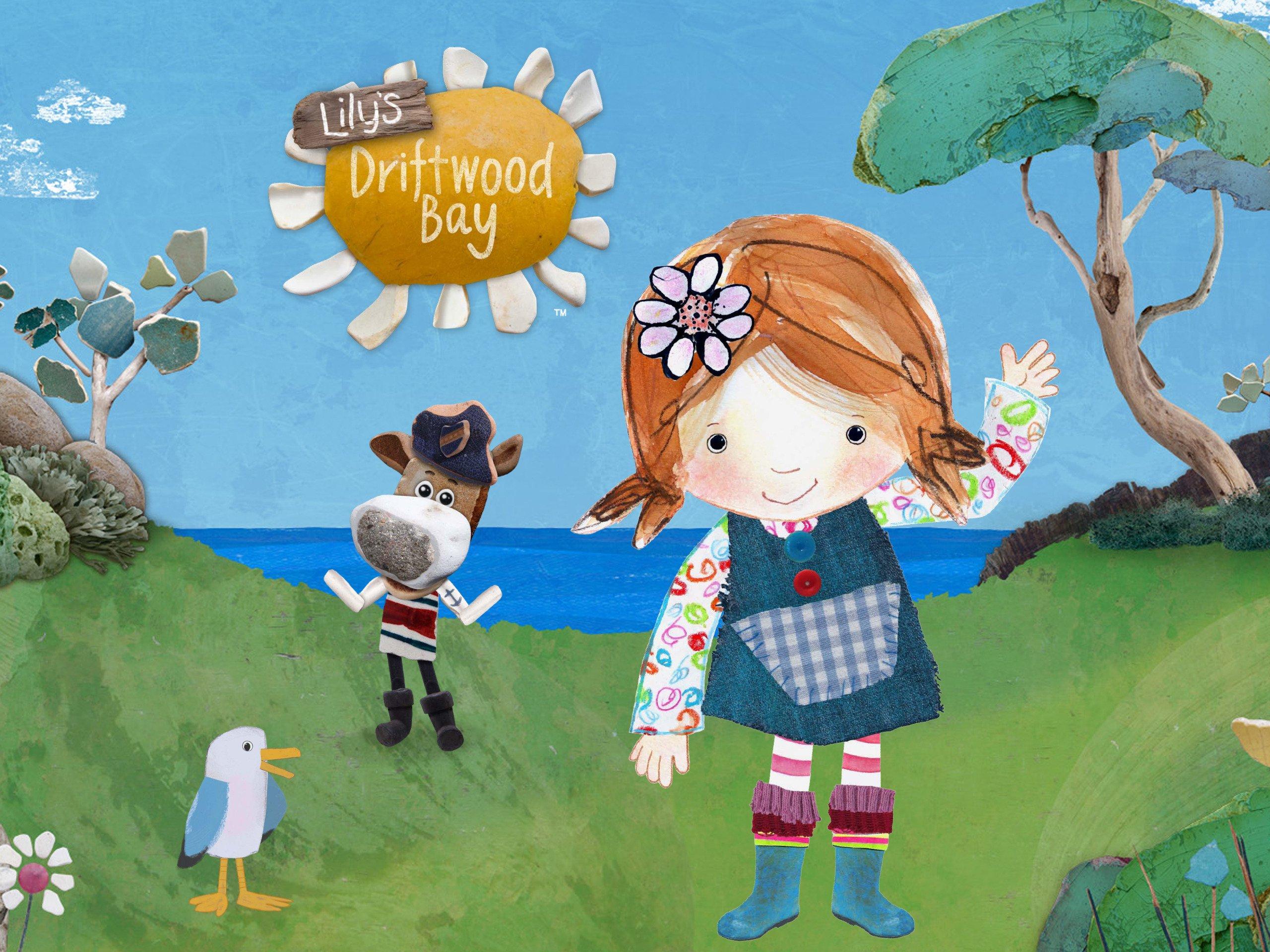 Amazon.com: Lily\'s Driftwood Bay\': Orlagh O\'Keefe, Collin Williams ...