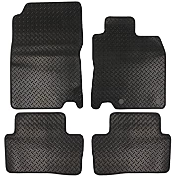 RENAULT KADJAR 2015-ON FULLY TAILORED CLASSIC CAR FLOOR MATS BLACK