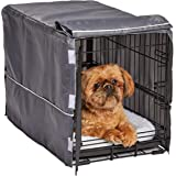 MidWest Homes for Pets New World Dog Crate Cover, Privacy Dog Crate Cover Fits New World Dog Crates, Machine Wash & Dry