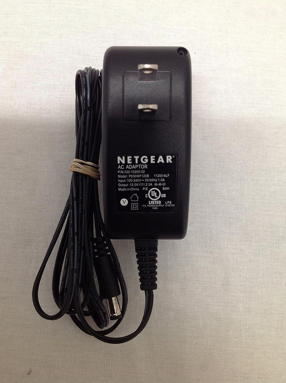 Original Netgear P030WF120B AC Adapter Home//Wall Power Supply 12.0V 1.5A OEM