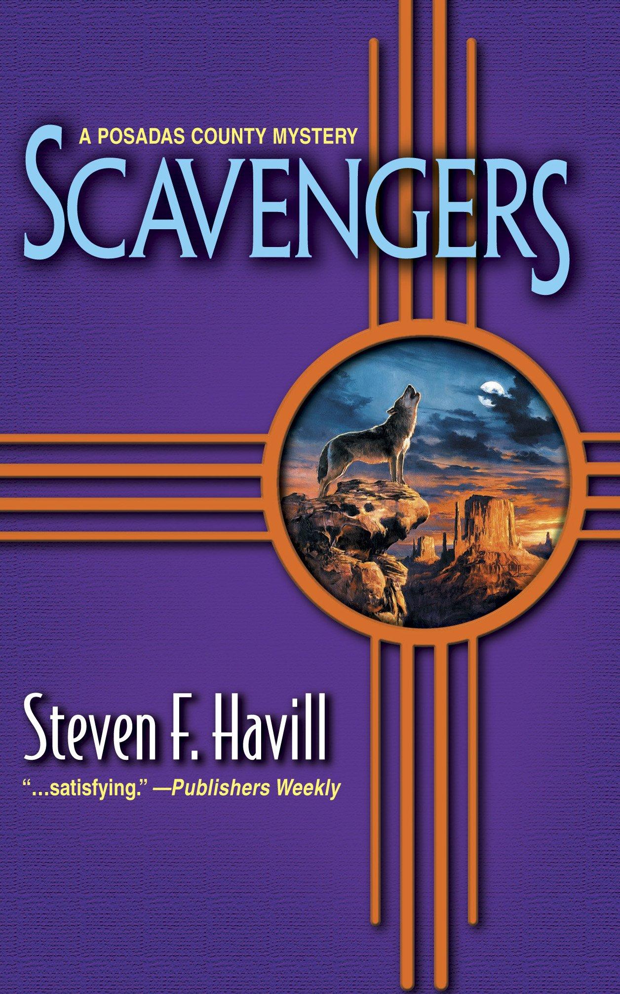 Scavengers (Worldwide Mystery, No. 482) pdf epub