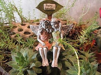 Best Friends Miniature Garden Fairies