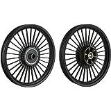 Bikenwear Alloy wheels for Royal Enfield Thunderbird 500cc