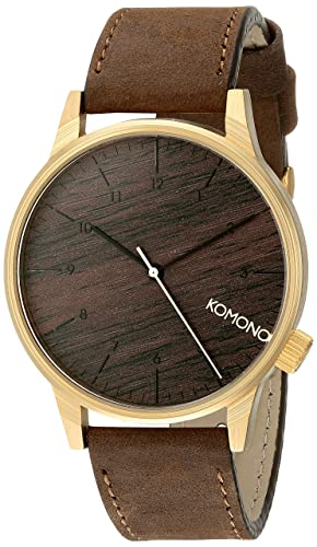 Komono Wood Watch