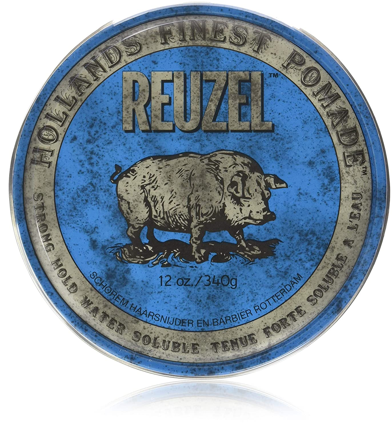 Reuzel blue strong hold water soluble 12oz. 105