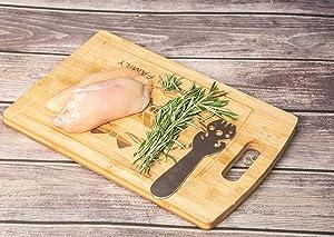 XANADU Chicbreast Detendon Tool - Easily Remove The Tendon from Chicken Breast - Chicbreast Tendon Removal