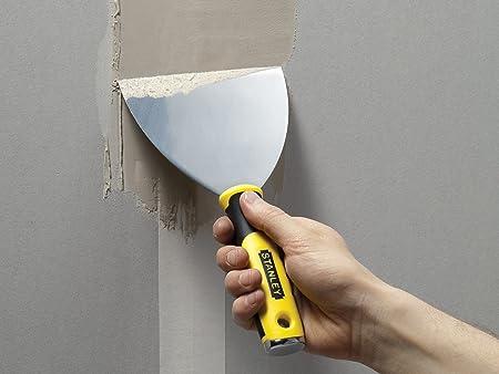 lame flexible bois environ 11.43 cm poignée Ateco 1385 Spatule acier inoxydable 4.5 in
