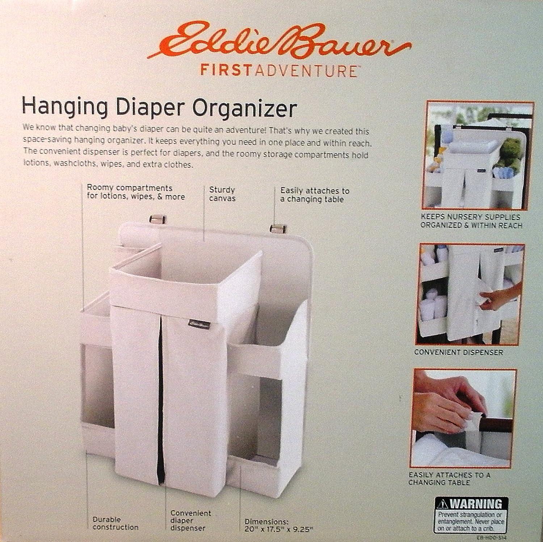 Eddie Bauer Hanging Diaper Organizer Amazoncouk Baby