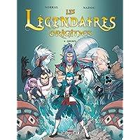 LÉGENDAIRES ORIGINES (LES) T.04 : SHIMY