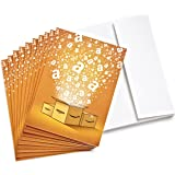 Amazon.com Gift Cards in Greeting Cards, Pack of 10 (Various Designs)