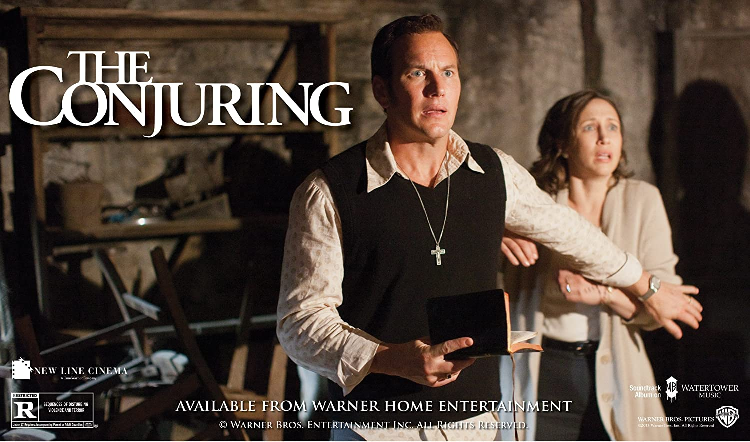 Amazon in: Buy The Conjuring DVD, Blu-ray Online at Best Prices in