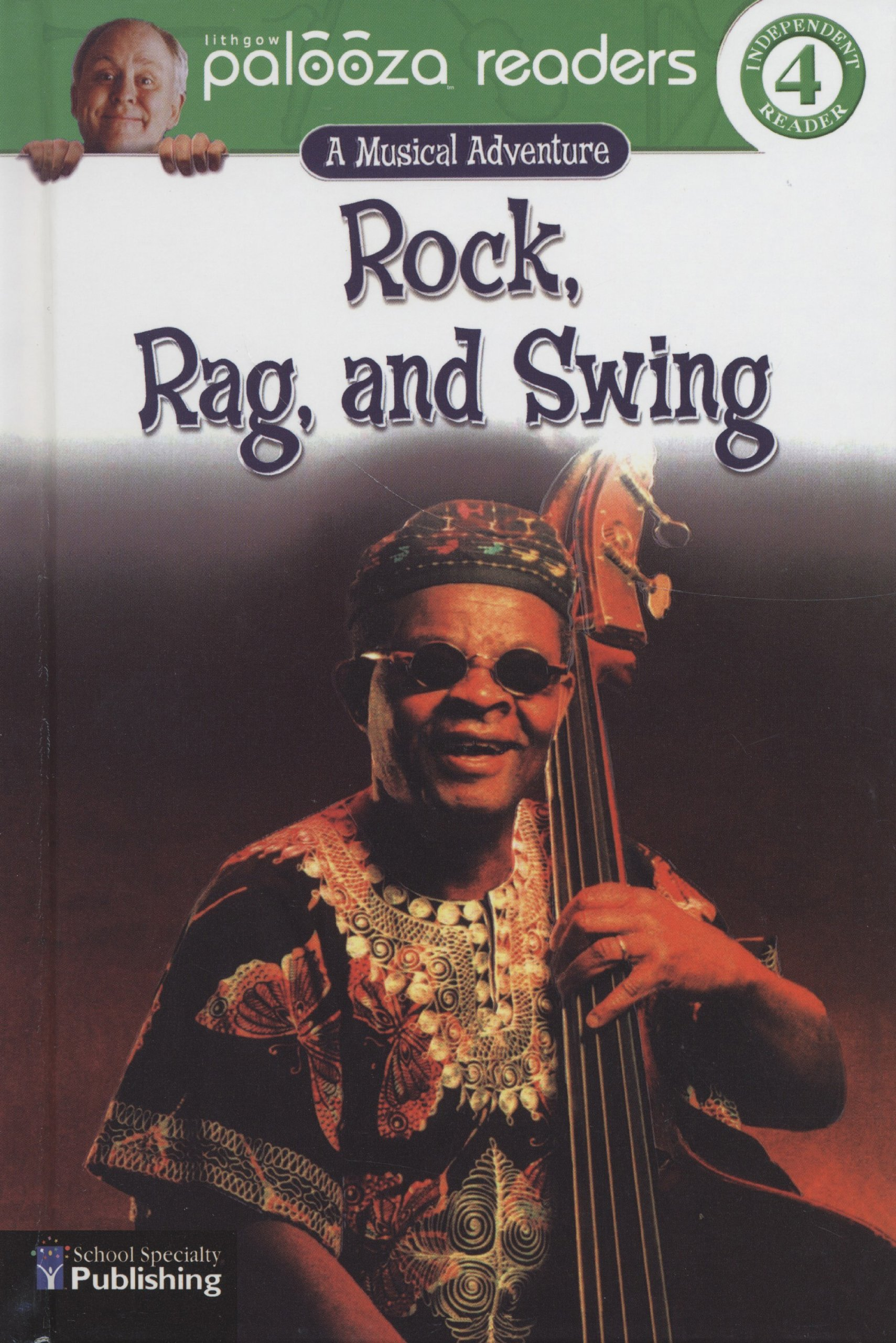Download Rock, Rag, and Swing (Lithgow Palooza Readers Level 2) pdf