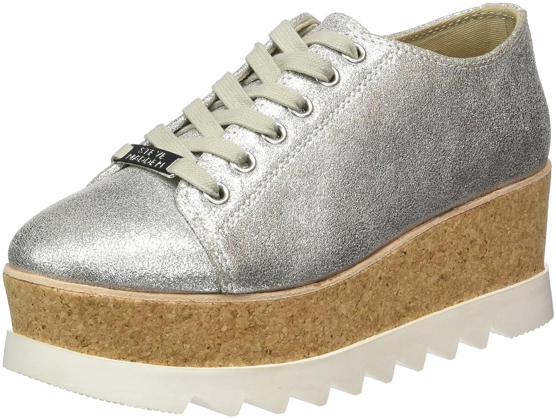 TALLA 37 EU. Steve Madden Korrie Sneaker, Zapatillas para Mujer