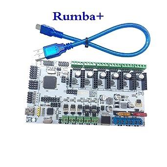 Amazon.com: Rumba + Placa Base Upgrade Junta de Control de ...