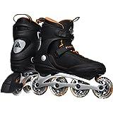 K2 Skate Freedom Inlineskates für Männer, Orange / Schwarz