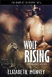 Wolf Rising (Divergent Species Book 3)