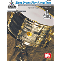 Blues Drums Play-Along Trax (English Edition)