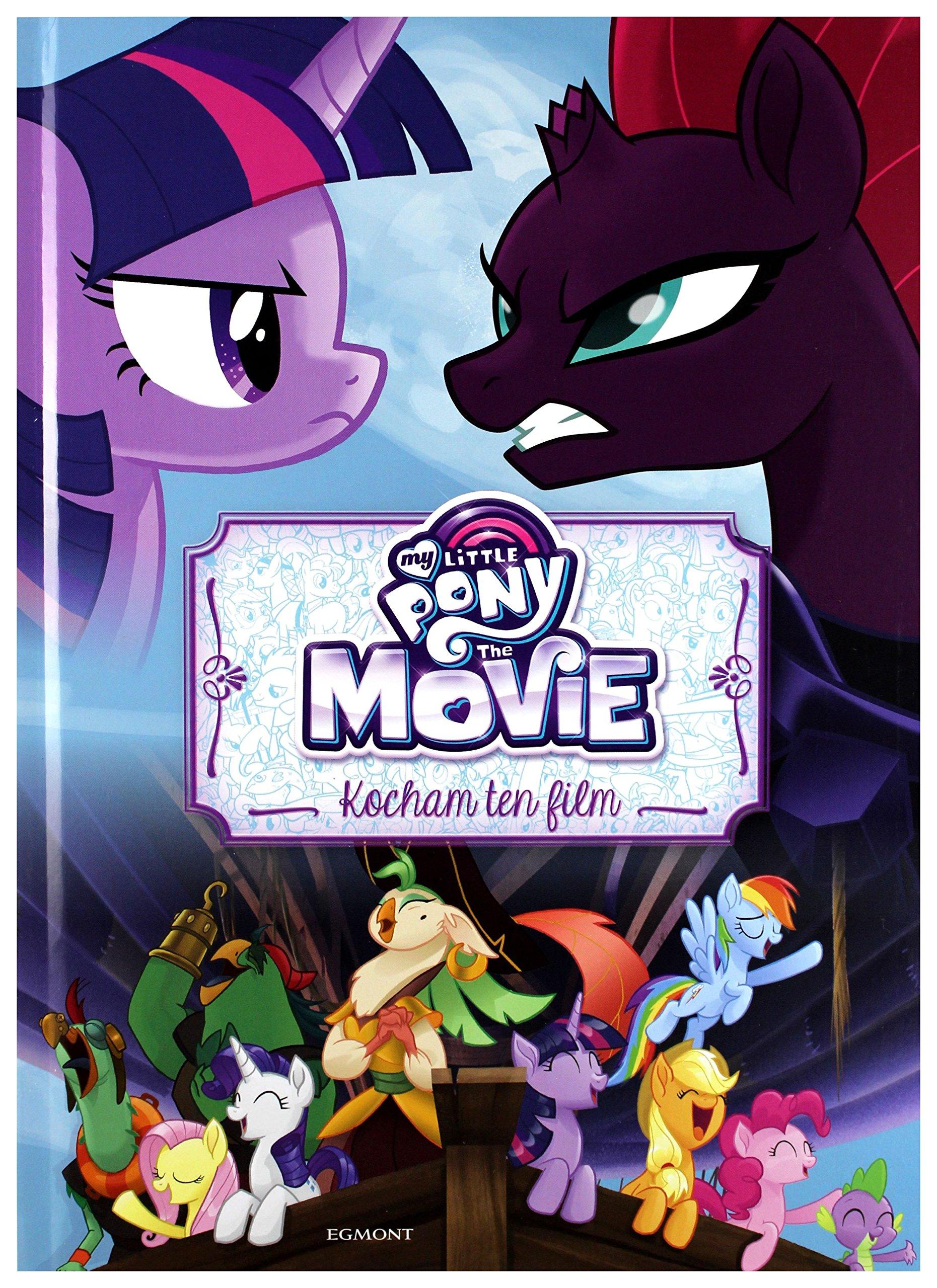 Download My Little Pony The Movie. Kocham ten film pdf